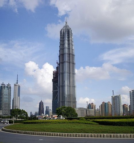 Башня Башню Цзинь Мао ( Jin Mao Tower)