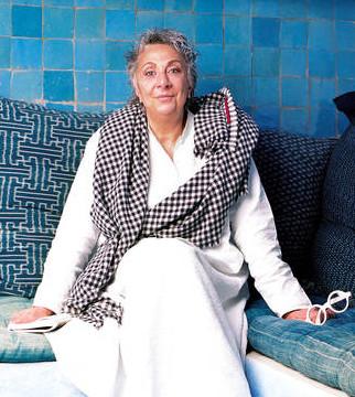 Paola Navone - неповторимый дизайнер мебели